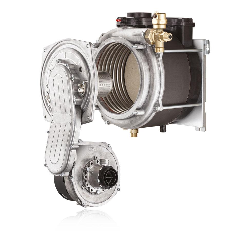 Битермический теплообменник HORTEK HR-2K 28