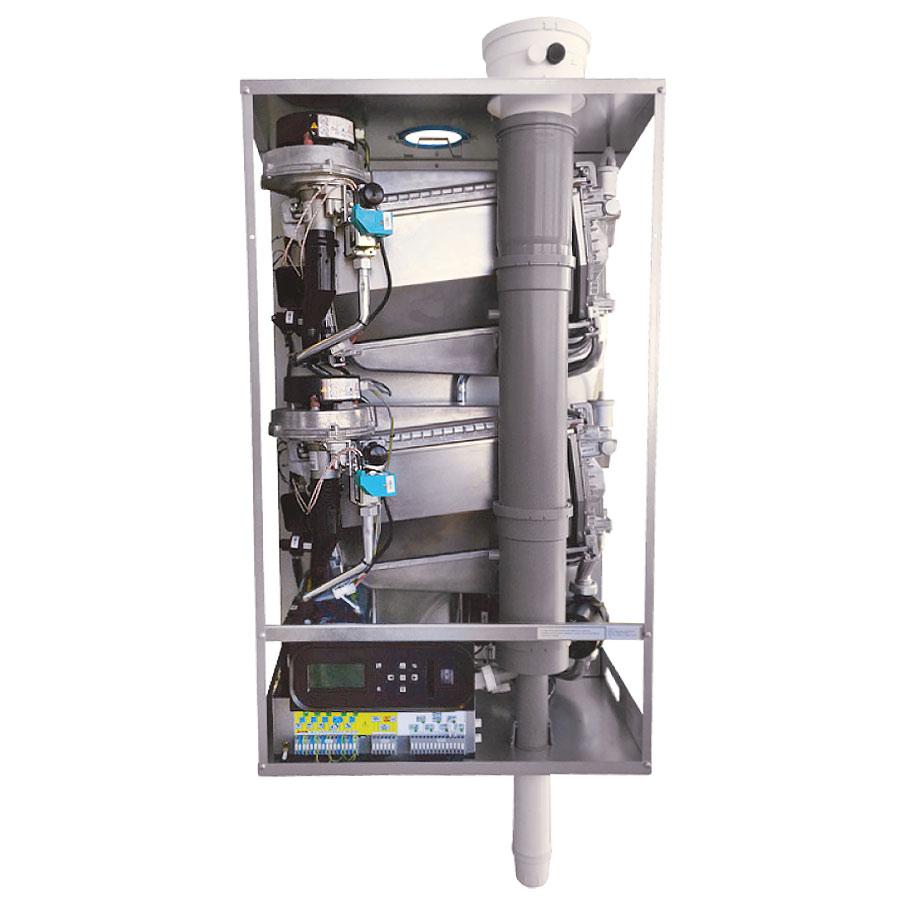 Конденсационный газовый котел HORTEK XL140
