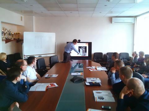 Обучение для Газпром газораспределение