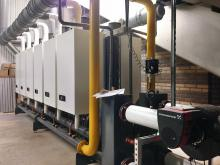 Подключение газовых котлов в каскад