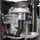 Газовый конденсационный котел HORTEK Q38C со встроенным бойлером